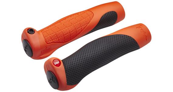SQlab 711 MX - Grips - Team rouge/noir